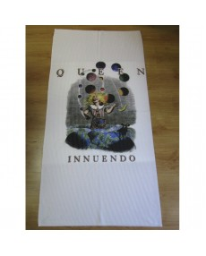 Queen - Innuendo Beach Towel